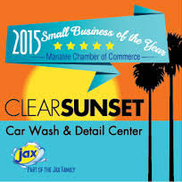 Clear Sunset Car Wash